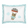 Balloon Buddies Pillow Sham by Sweet Jojo Designs