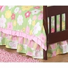 Blossom Bed Skirt for Crib and Toddler Bedding Sets by Sweet Jojo Designs