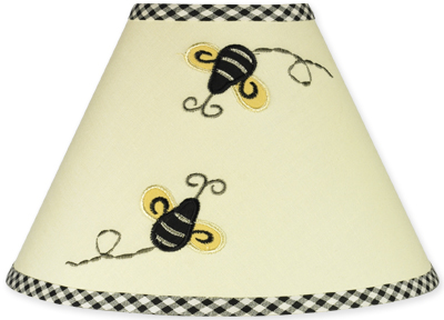 Bumblebee Lamp Shade - Click to enlarge
