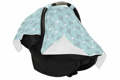 Car Seat Carrier Cover