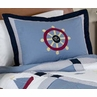 Come Sail Away Nautical Pillow Sham