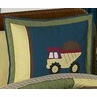 Construction Zone Pillow Sham