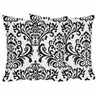 Decorative Accent Throw Pillows for Isabella Bedding Sets by Sweet Jojo Designs - Set of 2