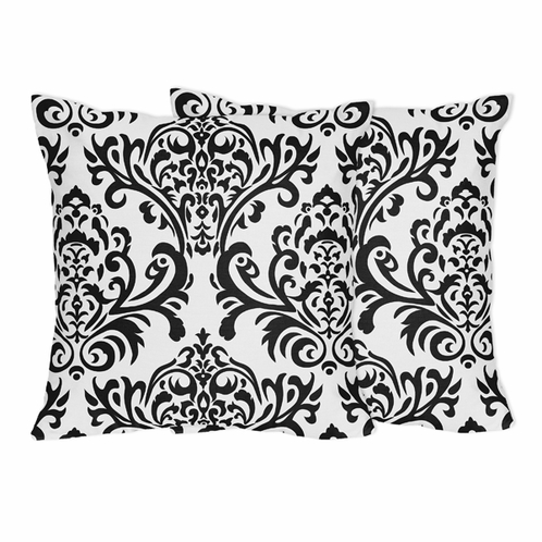 Decorative Accent Throw Pillows for Isabella Bedding Sets by Sweet Jojo Designs - Set of 2 - Click to enlarge