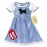 Dorothy Wizard of Oz Halloween Costume or Dress Up Outfit by Sweet Jojo Designs