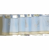Dragonfly Dreams Blue Window Valance
