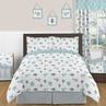 Earth and Sky 3pc Full / Queen Bedding Set by Sweet Jojo Designs