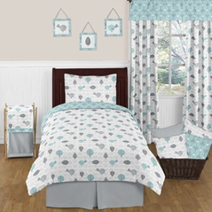 Earth and Sky 4pc Twin Bedding Set by Sweet Jojo Designs