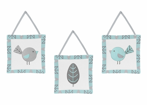 Earth and Sky Wall Hanging Accessories by Sweet Jojo Designs - Click to enlarge