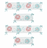 Emma Collection Crib Bumper by Sweet Jojo Designs