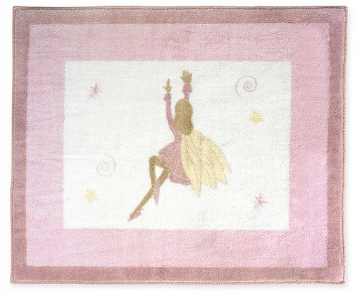 Fairy Tale Fairies Accent Floor Rug - Click to enlarge