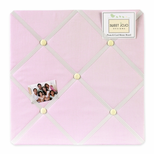 Fairy Tale Fairies Fabric Memory/Memo Photo Bulletin Board - Click to enlarge