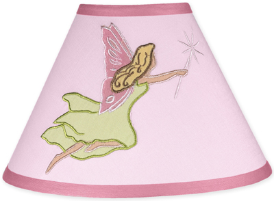 Fairy Tale Fairies Lamp Shade - Click to enlarge
