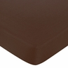 Fitted Crib Sheet for Pink and Chocolate Nicole Baby/Toddler Bedding by Sweet Jojo Designs - Chocolate Brown