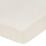 Fitted Crib Sheet for Victoria Baby/Toddler Bedding by Sweet Jojo Designs - Champagne