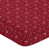 Fitted Crib Sheet for Wild West Cowboy Baby and Toddler Bedding sets by Sweet Jojo Designs - Bandana Print