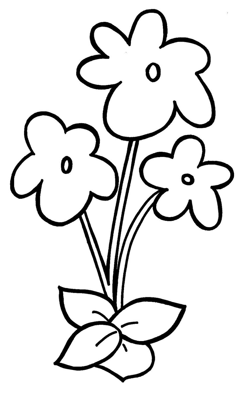 girls planting flowers coloring pages - photo#19