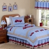 Frankie's Fire Truck Childrens Bedding - 3pc Full / Queen Set