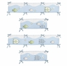 Go Fish Collection Crib Bumper by Sweet Jojo Designs