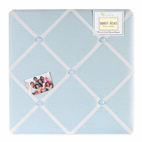Go Fish Fabric Memory/Memo Photo Bulletin Board - Click to enlarge