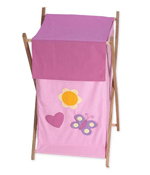 Gracie's Garden Baby and Kids Clothes Laundry Hamper