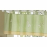 Green Dragonfly Dreams Window Valance