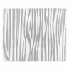 Grey and White Wood Grain Accent Floor Rug or Bath Mat for Woodsy Collection by Sweet Jojo Designs