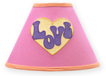 Groovy Lamp Shade by Sweet Jojo Designs