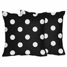 Hot Dot Modern Decorative Accent Throw Pillows by Sweet Jojo Designs - Set of 2