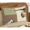 Jungle Adventure Pillow Sham