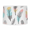 Lamp Shade for Feather Collection by Sweet Jojo Designs