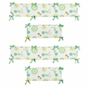Layla Collection Crib Bumper by Sweet Jojo Designs