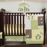 Leap Frog Baby Bedding - 4pc Crib Set