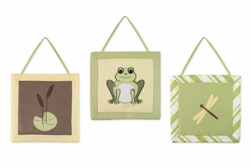 Leap Frog Wall Hanging Accessories - Click to enlarge