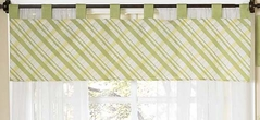 Leap Frog Window Valance