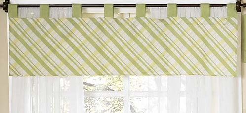 Leap Frog Window Valance - Click to enlarge