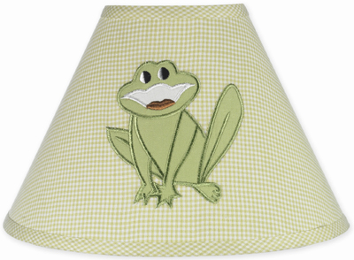 Little Froggy Lamp Shade - Click to enlarge