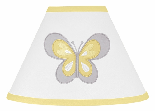 Mod Garden Lamp Shade by Sweet Jojo Designs - Click to enlarge