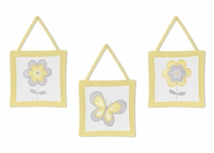 Mod Garden Wall Hanging Accessories by Sweet Jojo Designs