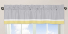 Mod Garden�Window Valance by Sweet Jojo Designs