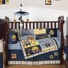 Modern Robot Baby Bedding - 9pc Crib Set by Sweet Jojo Designs