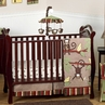 Monkey Baby Bedding - 11pc Boys Crib Set