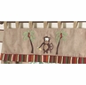 Monkey Window Valance by Sweet Jojo Designs