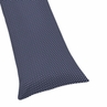 Navy Blue Hexagon Full Length Double Zippered Body Pillow Case Cover for Sweet Jojo Designs Arrow Sets