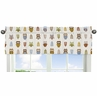 Night Owl Collection Window Valance by Sweet Jojo Designs