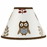 Night Owl Lamp Shade by Sweet Jojo Designs