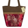 Oriental Asian Handbag (Great for Diaper Bag, Tote Bag, Purse or Beach Bag)