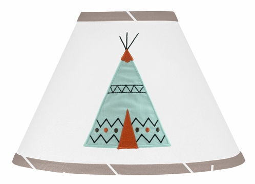 Outdoor Adventure Lamp Shade by Sweet Jojo Designs - Click to enlarge