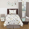 Outdoor Adventure Nature 4pc Twin Bedding Set