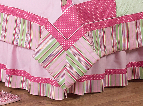 Pink And Green S Jungle Kids Bedding 3pc Full Queen Set Only 119 99